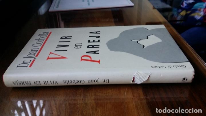Libros de segunda mano: Vivir en pareja - Corbella Roig, Joan - Foto 2 - 178258987