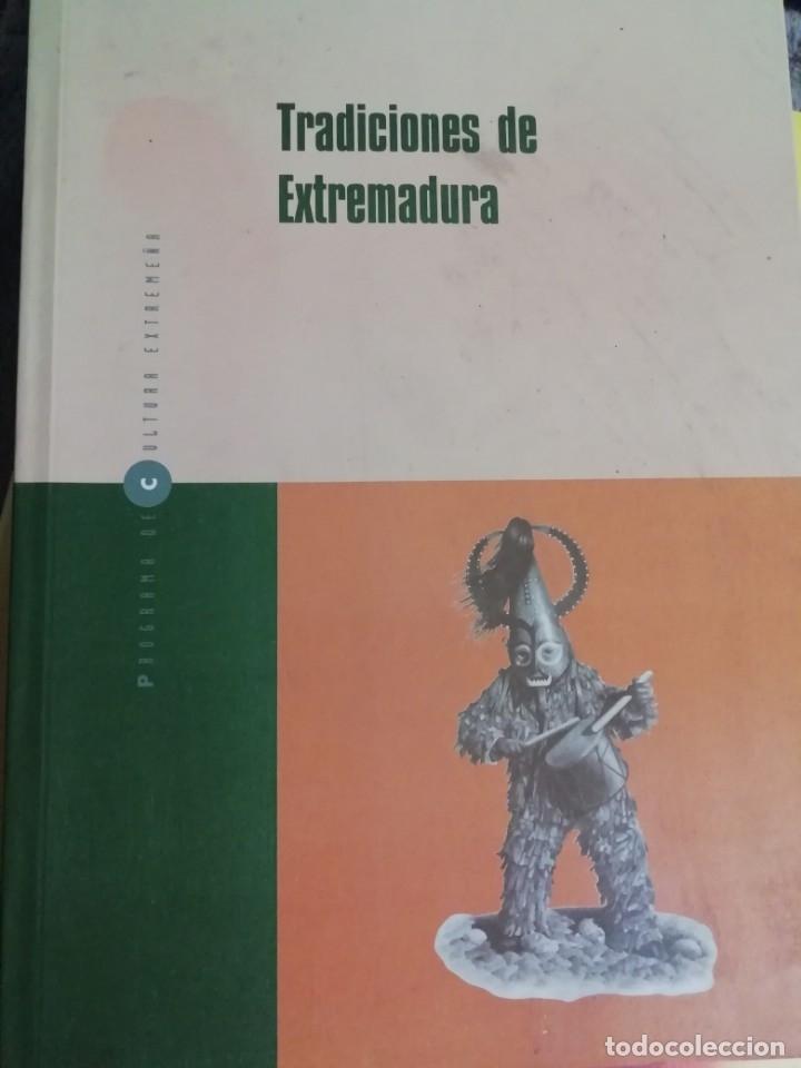 TRADICIONES DE EXTREMADURA. 1999 (Libros de Segunda Mano - Pensamiento - Sociología)