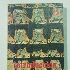 Libros de segunda mano: INTRODUCCION A LA SOCIOLOGIA - LUCAS MARIN - TDK140. Lote 179199897
