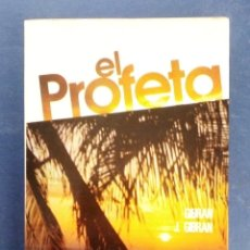 Libros de segunda mano: EL PROFETA - GIBRAN J. GIBRAN - MEX EDITORES 1980.. Lote 179534916