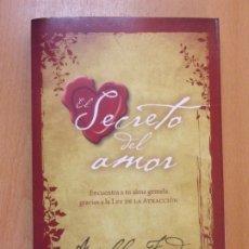 Libros de segunda mano: EL SECRETO DEL AMOR / ARIELLE FORD / 1ª EDICIÓN 2009. PLANETA. Lote 180100820