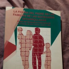 Libros de segunda mano: LA FIGURA DEL PADRE EN LAS FAMILIAS DE LAS SOCIEDADES DESARROLLADAS. SIMPOSIUM 1994. ÚNICO EN TC. Lote 180183777