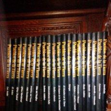 Libros de segunda mano: COLECCIÓN PUEBLOS DE LA TIERRA. COMPLETA. 20 VOL.. Lote 180252381