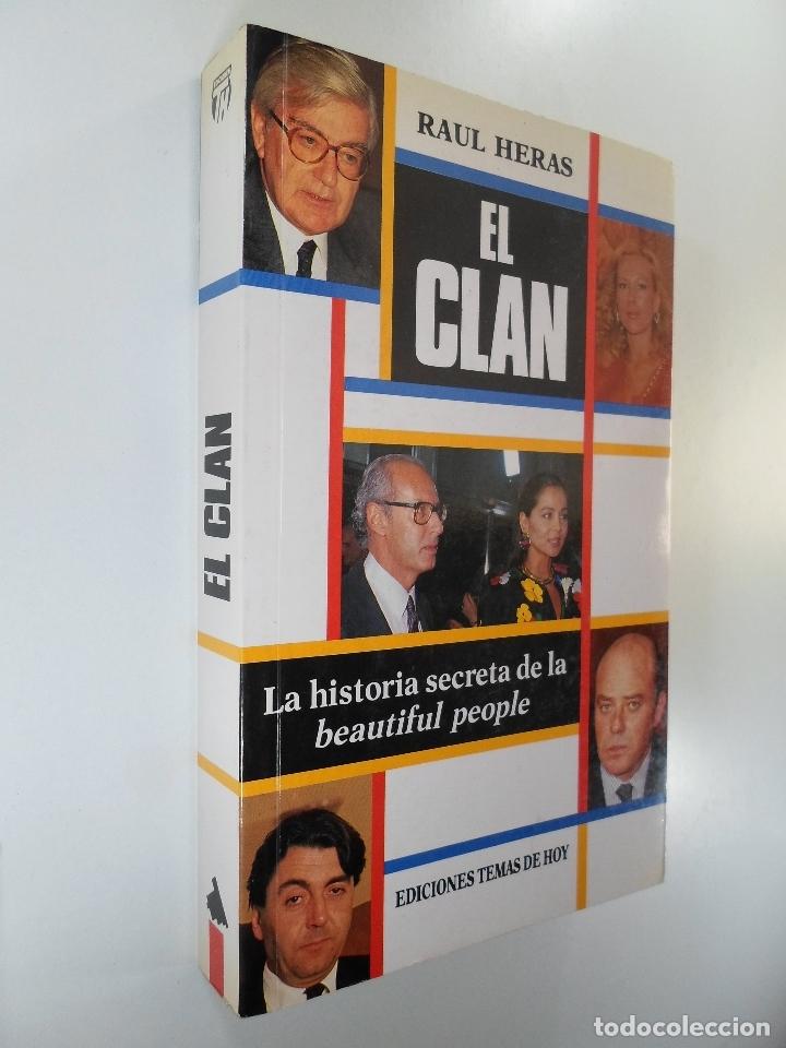 EL CLAN - RAÚL HERAS (Libros de Segunda Mano - Pensamiento - Sociología)