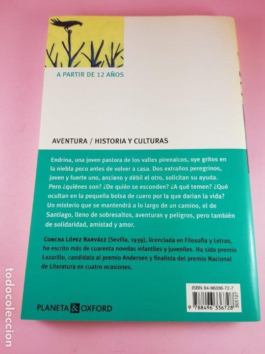 Libros de segunda mano: LIBRO-ENDRINA Y EL SECRETO DEL PERGRINO-CONCHA BLANCO NARVÁEZ-NAUTILUS-2006-PLANETA OXFORD - Foto 3 - 181573131