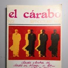 Libros de segunda mano: EL CÁRABO REVISTA DE CIENCIAS SOCIALES ENVÍO CERTIFICADO 5,99. Lote 182132596