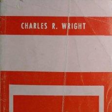 Libros de segunda mano: COMUNICACIÓN DE MASAS : UNA PERSPECTIVA SOCIOLÓGICA / CHARLES R. WRIGHT. BUENOS AIRES : PAIDÓS, 1972. Lote 184125132