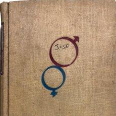 Libros de segunda mano: VIDA SEXUAL SANA POR HORNSTEIN-FALLER-STRENG. . Lote 185766703