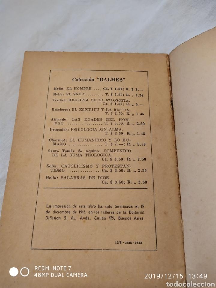 Libros de segunda mano: JOVENES EN LA ENCRUCIJADA, S.LICHIUS, S.V.D.,VER - Foto 3 - 187494930