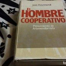 Libros de segunda mano: EL HOMBRE COOPERATIVO. Lote 188824975