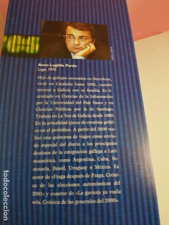 Libros de segunda mano: Libro-El drama de la quinta provincia gallega-Anxo Lugilde-La Voz de Galicia-Excelente estado-Ver fo - Foto 5 - 188644253
