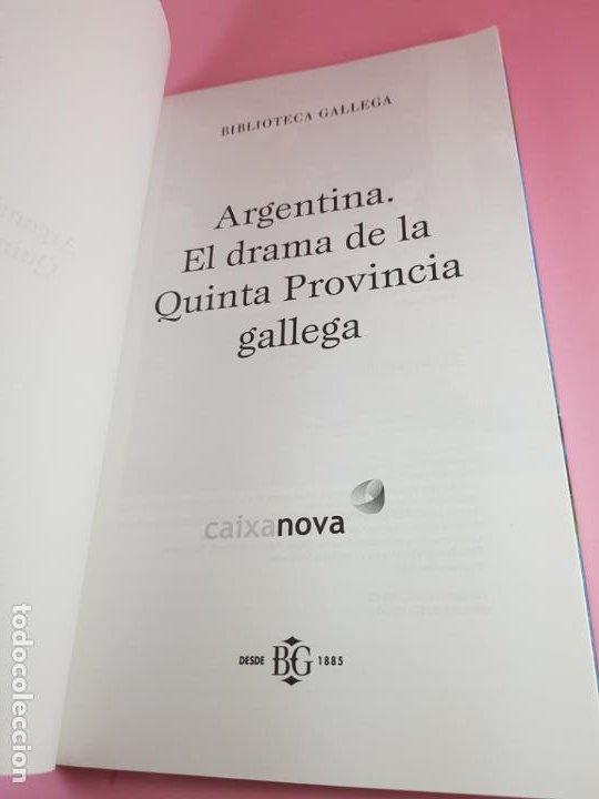 Libros de segunda mano: Libro-El drama de la quinta provincia gallega-Anxo Lugilde-La Voz de Galicia-Excelente estado-Ver fo - Foto 22 - 188644253