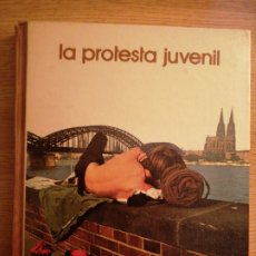Libros de segunda mano: 2X1 LA PROTESTA JUVENIL. BIBLIOTECA SALVAT DE GRANDES TEMAS. JOSÉ MARÍA CARANDELL. 1973.. Lote 191305056