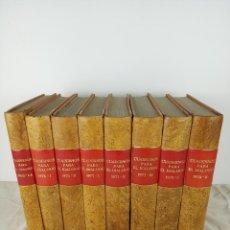 Libros de segunda mano: GRAN COLECCIÓN DE LA PUBLICACIÓN CUADERNO PARA EL DIÁLOGO. 8 TOMOS. 1963-1978. . Lote 192244880