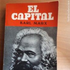 Libros de segunda mano: EL CAPITAL. KARL MARX. Lote 194203615