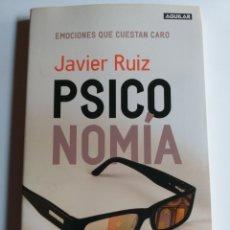 Libros de segunda mano: PSICONOMIA EMOCIONES QUE CUESTAN CARO . LA ECONOMÍA DE HARRY EL SUCIO . . SOCIOLOGÍA. Lote 194308992