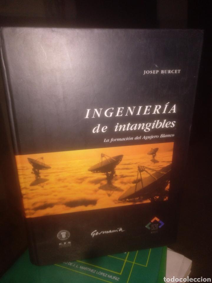 INGENIERÍA DE INTANGIBLES (Libros de Segunda Mano - Pensamiento - Sociología)