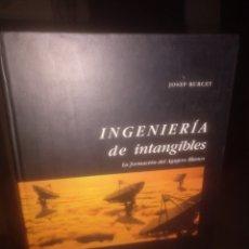 Libros de segunda mano: INGENIERÍA DE INTANGIBLES. Lote 194497811