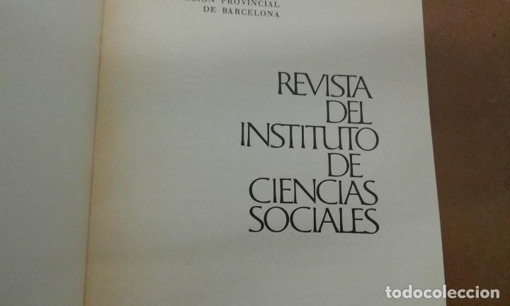 Libros de segunda mano: La mujer en la sociedad actual Diputacion rovincial de Barcelona 1976 - Foto 2 - 194507462