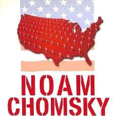 Libros de segunda mano: ESTADOS FALLIDOS. EL ABUSO DEL PODER Y ATAQUE A LA DEMOCRACIA - NOAM CHOMSKY - EDB COMICS - CRONICA . Lote 194856413