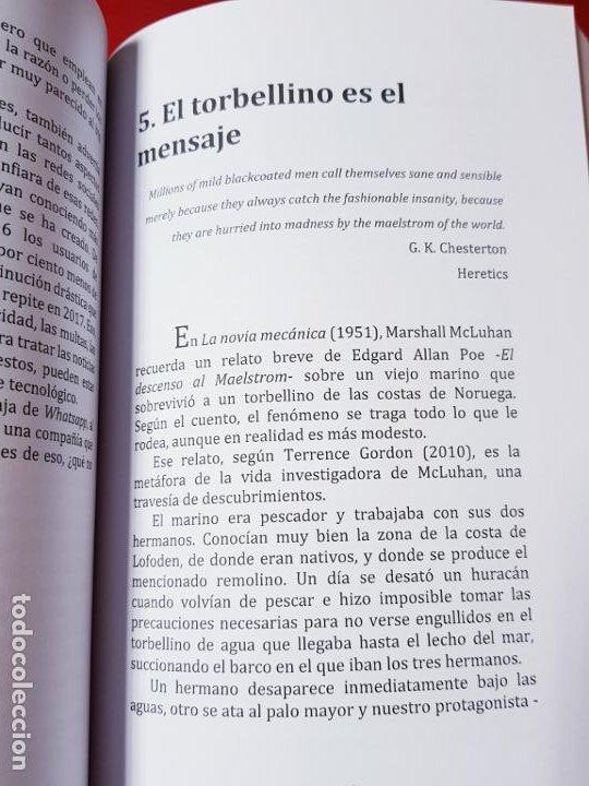 Libros de segunda mano: libro-COMUNICACIÓN EFÍMERA-DE LA CULTURA DE LA HUELLA A LA CULTURA DEL IMPACTO-MONTSE DOVAL-2017- - Foto 11 - 195152737
