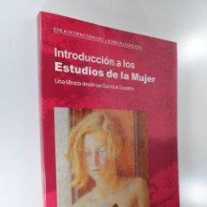 Libros de segunda mano: INTRODUCCIÓN A LOS ESTUDIOS DE LA MUJER EMILIA MORENO SÁNCHEZ SONIA VILLEGAS. Lote 196619782