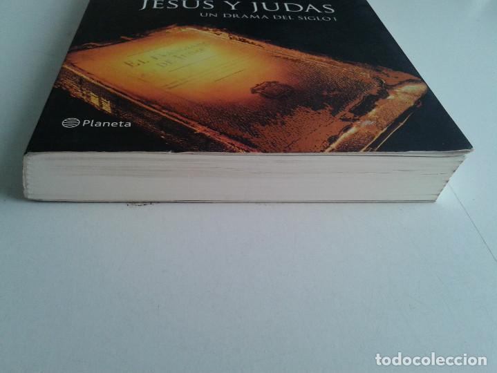Libros de segunda mano: JESÚS Y JUDAS: UN DRAMA DEL SIGLO I - VIDAL, CÉSAR - Foto 3 - 155773037