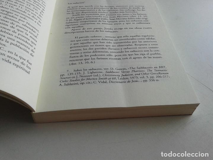 Libros de segunda mano: JESÚS Y JUDAS: UN DRAMA DEL SIGLO I - VIDAL, CÉSAR - Foto 4 - 155773037