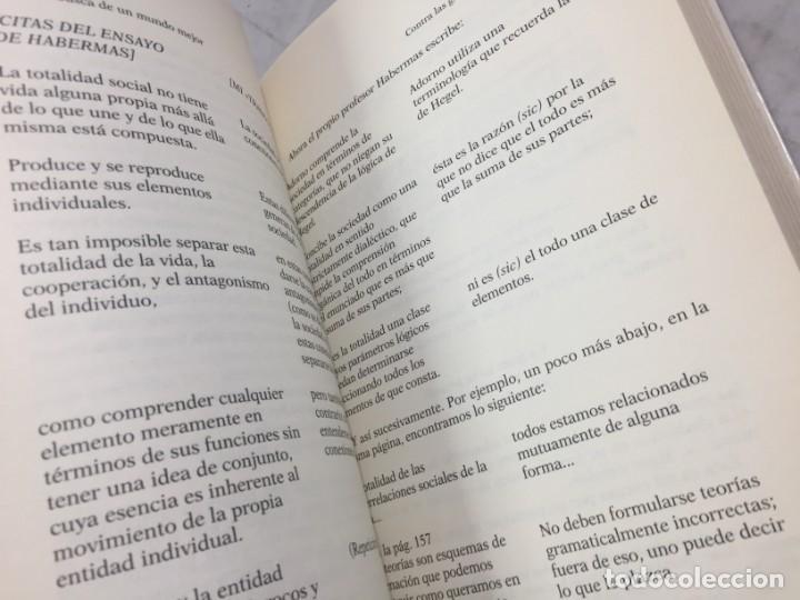 Libros de segunda mano: EN BUSCA DE UN MUNDO MEJOR, KARL POPPER, Paidós Estado y Sociedad. 1994 - Foto 6 - 200241727