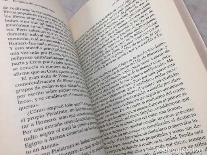 Libros de segunda mano: EN BUSCA DE UN MUNDO MEJOR, KARL POPPER, Paidós Estado y Sociedad. 1994 - Foto 7 - 200241727