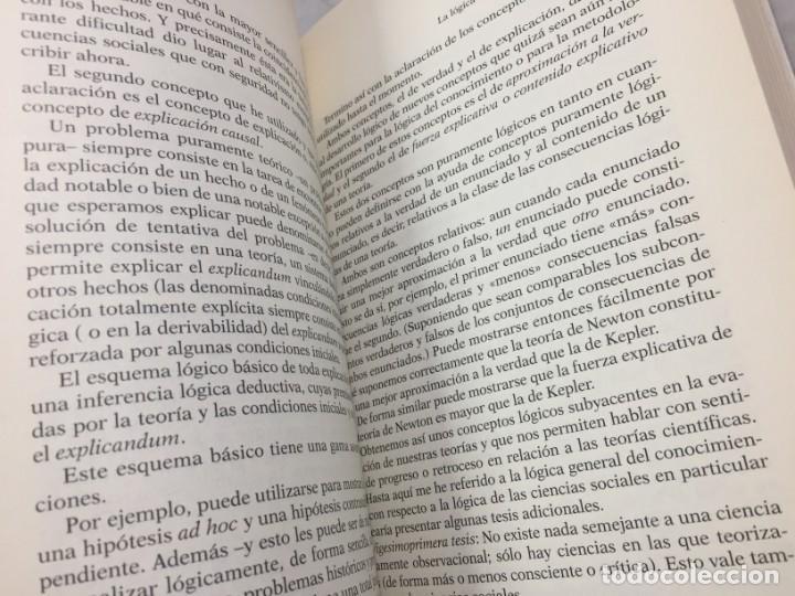 Libros de segunda mano: EN BUSCA DE UN MUNDO MEJOR, KARL POPPER, Paidós Estado y Sociedad. 1994 - Foto 8 - 200241727