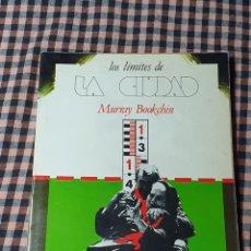 Libros de segunda mano: LOS LÍMITES DE LA CIUDAD, MURRAY BOOKCHIN, PRIMERA EDICIÓN 1978, HERMANN BLUME.. Lote 200290696