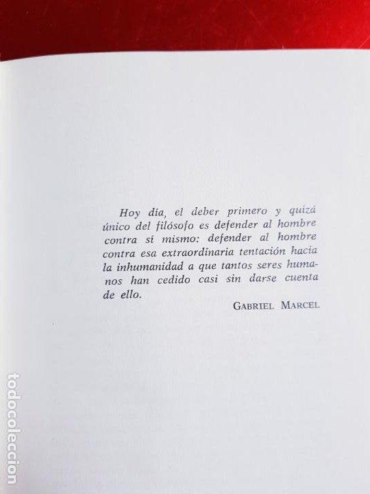 Libros de segunda mano: LIBRO-INCURSIONES EN LO INDECIBLE-THOMAS MERTON-1967-SOBRECUBIERTA-VER FOTOS - Foto 11 - 203091433