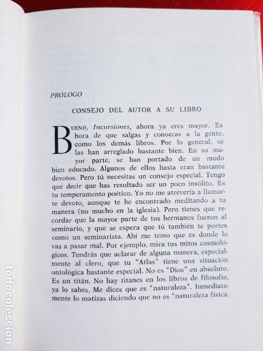 Libros de segunda mano: LIBRO-INCURSIONES EN LO INDECIBLE-THOMAS MERTON-1967-SOBRECUBIERTA-VER FOTOS - Foto 12 - 203091433