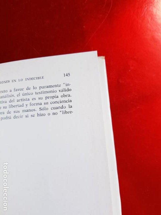 Libros de segunda mano: LIBRO-INCURSIONES EN LO INDECIBLE-THOMAS MERTON-1967-SOBRECUBIERTA-VER FOTOS - Foto 14 - 203091433