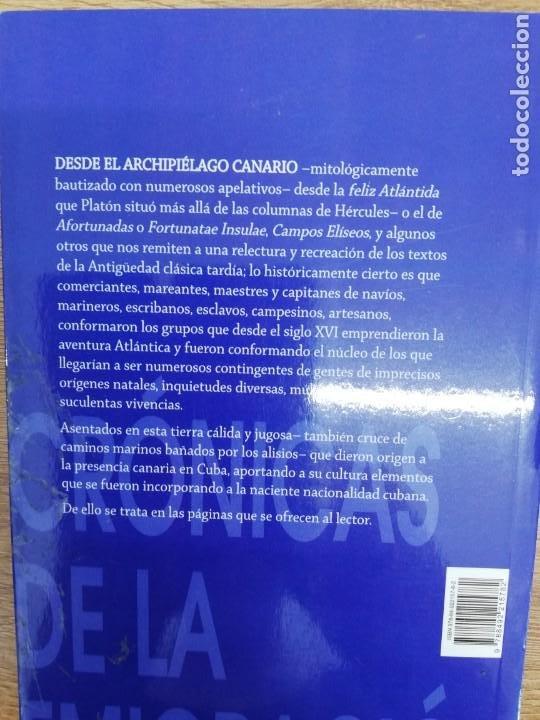 Libros de segunda mano: CANARIAS EN EL ESPÍRITU DE CUBA. OLIVIA A. CANO CASTRO - Foto 3 - 205315568