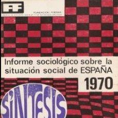 Libros de segunda mano: ESPAÑA 1970 - VVAA - 1972. Lote 206315290