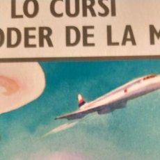 Libros de segunda mano: LO CURSI Y EL PODER DE LA MODA DE MARGARITA RIVIÈRE ESPASA 1992 263PP. Lote 206782283
