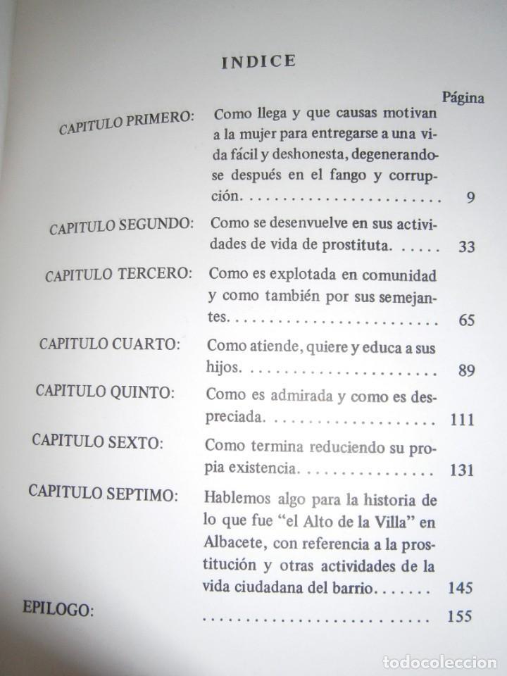 Libros de segunda mano: Libro - ALBACETE - Estampas Del Alto De La Villa. Emilio Heras Gil. - Foto 2 - 208216825