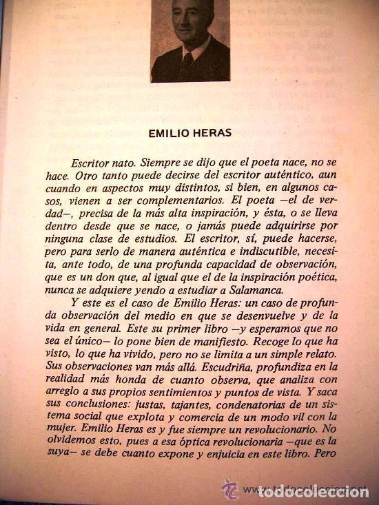 Libros de segunda mano: Libro - ALBACETE - Estampas Del Alto De La Villa. Emilio Heras Gil. - Foto 3 - 208216825