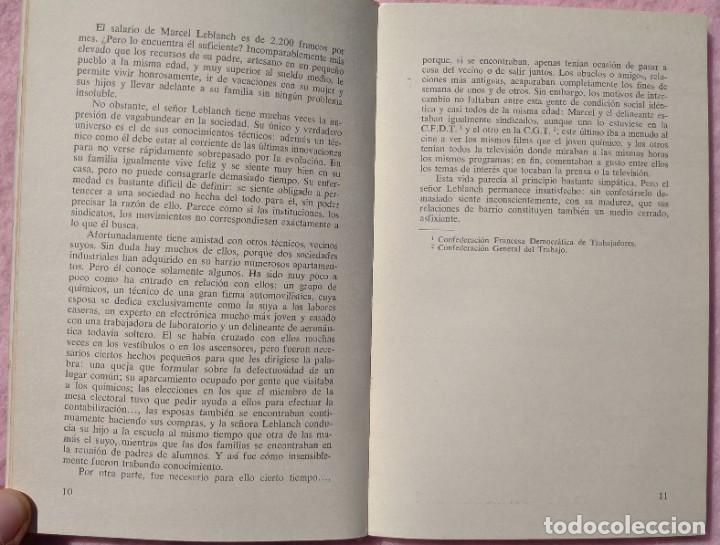 Libros de segunda mano: Los Técnicos: La Nueva Clase Media – Philippe Larere (Zero, 1971) /// TRABAJO LABORAL PROFESIONES - Foto 6 - 208812141