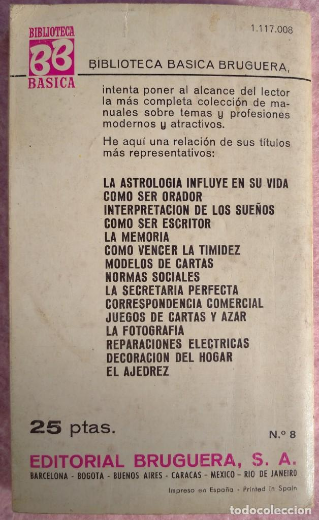 Libros de segunda mano: Normas Sociales – Sara Masó (Bruguera, 1970) /// EDUCACIÓN BUENAS MANERAS HOGAR AMA DE CASA DECORO - Foto 2 - 208813435
