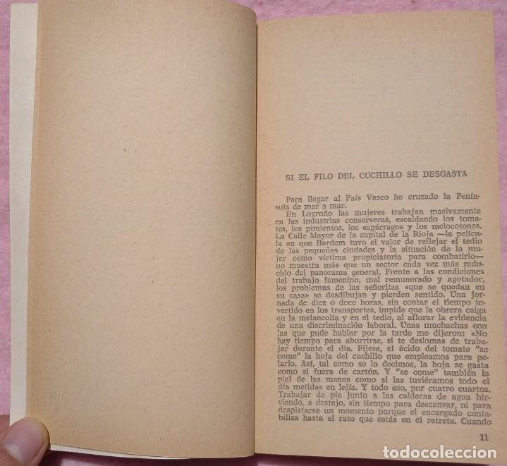 Libros de segunda mano: Trabajos Duros de la Mujer – Eliseo Bayo (Plaza & Janés, 1976) // FEMINISMO FEMINISTA IGUALDAD HOGAR - Foto 7 - 208848002