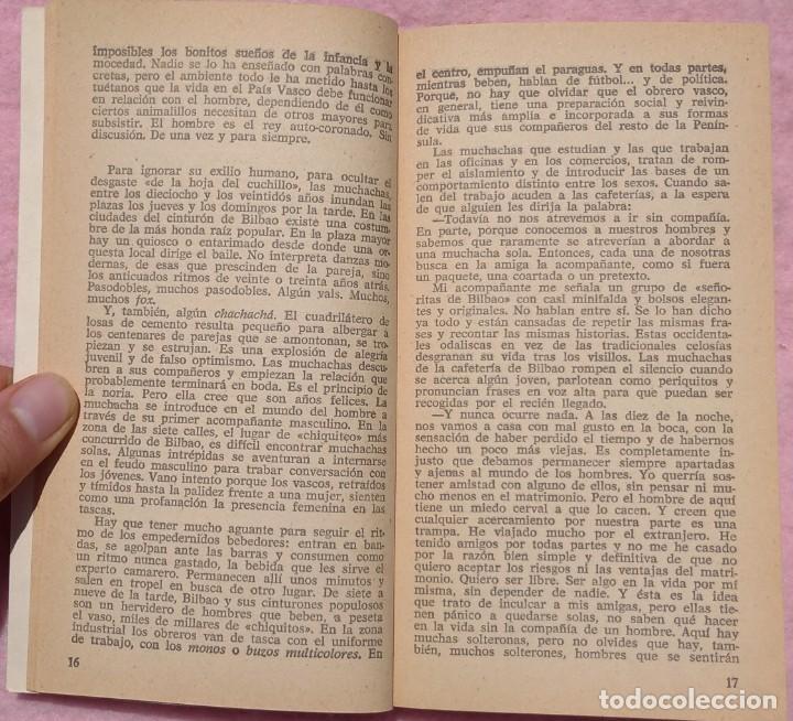 Libros de segunda mano: Trabajos Duros de la Mujer – Eliseo Bayo (Plaza & Janés, 1976) // FEMINISMO FEMINISTA IGUALDAD HOGAR - Foto 10 - 208848002