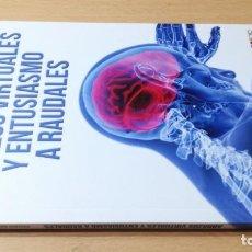 Libros de segunda mano: ABRAZOS VIRTUALES Y ENTUSIASMO A RAUDALES - PEDRO ENGUITA ABAD - PUNTO ROJO R205. Lote 209595273