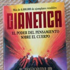 Libros de segunda mano: DIANETICA. Lote 209794710