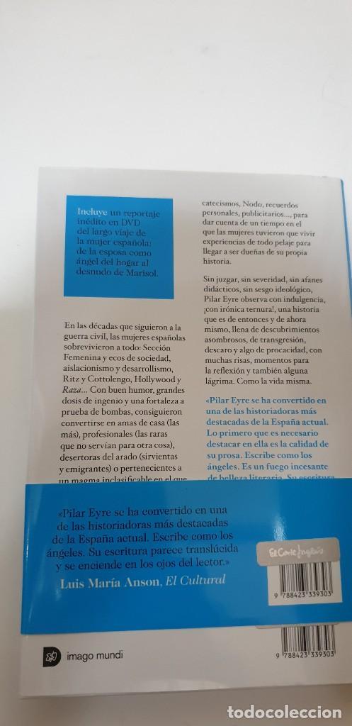 Libros de segunda mano: LA REINA DE LA CASA Autor: Pilar Eyre - Foto 2 - 210724265