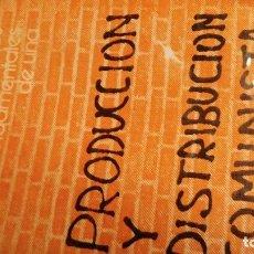 Libros de segunda mano: PRODUCCIÓN Y DISTRIBUCIÓN COMUNISTA. Lote 210755547