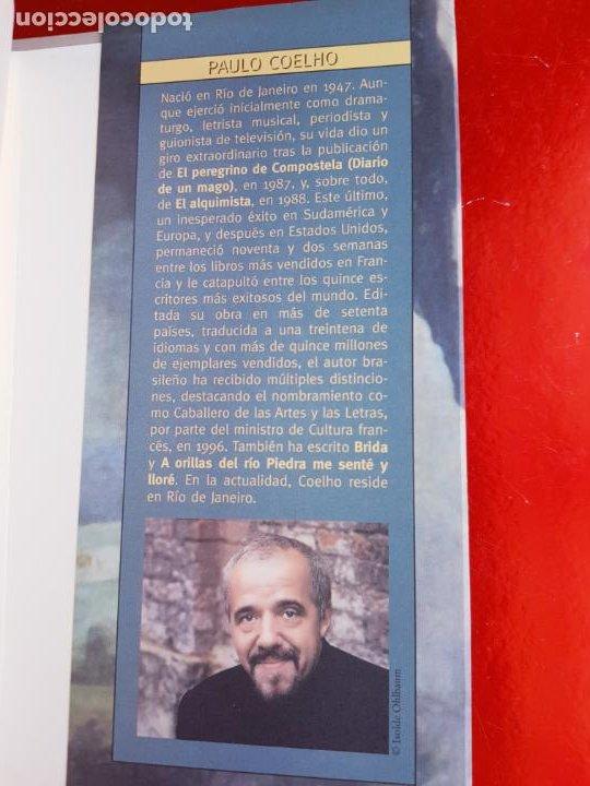 Libros de segunda mano: LIBRO-PAULO COELHO-LA QUINTA MONTAÑA-CÍRCULO DE LECTORES-1998-BARCELONA-PERFECTO ESTADO - Foto 9 - 211826933