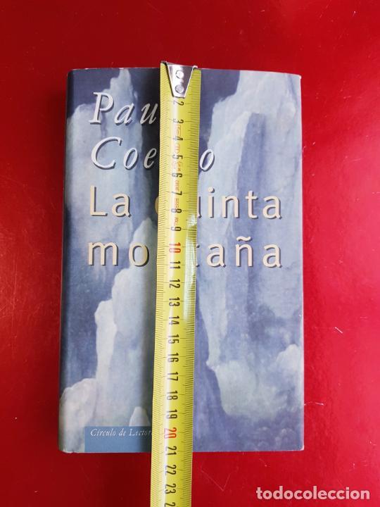 Libros de segunda mano: LIBRO-PAULO COELHO-LA QUINTA MONTAÑA-CÍRCULO DE LECTORES-1998-BARCELONA-PERFECTO ESTADO - Foto 11 - 211826933